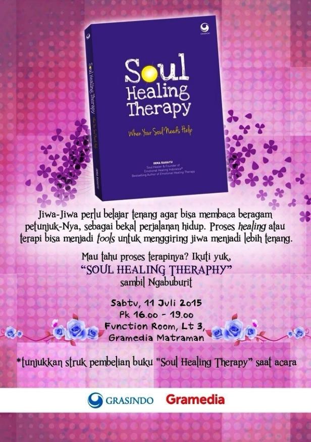 Soul-Healing-Therapy-Irma-Rahayu-Gramedia-Matraman