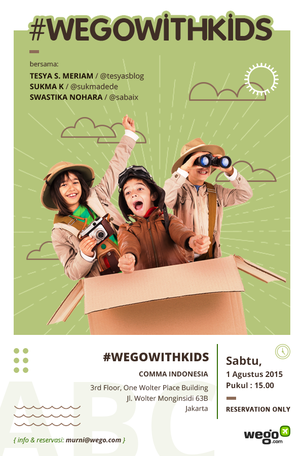Talkshow-Travel-Wego.com-#WegoWithKids-Comma-Indonesia