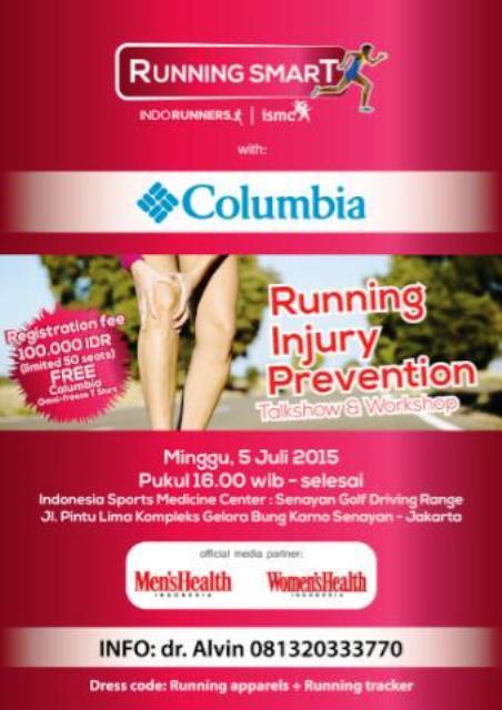 Workshop-Running-Smart-Indo-Runners-Indonesia-Sport-Medicine-Centre-Talkshow-Senayan