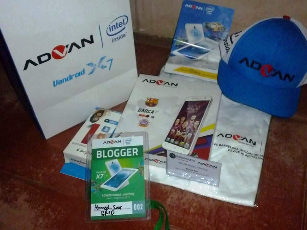 TableT PC Berotak Komputer Intel Atom X3 SoFIA