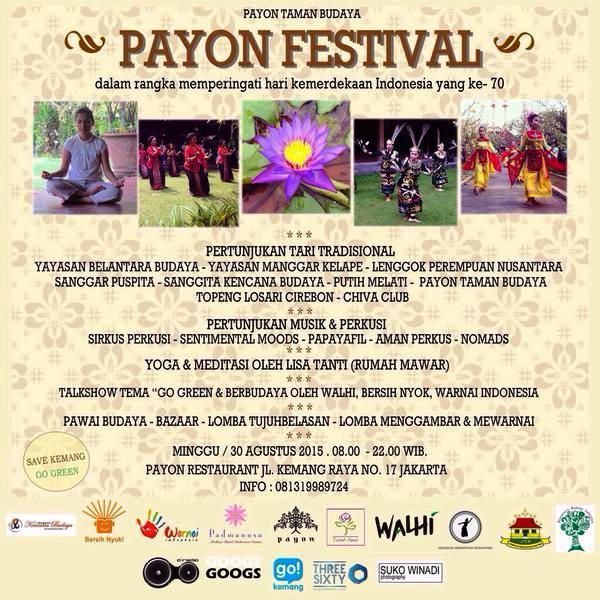 Payon-Taman-Budaya-Festival-Kemang-Tari-Musik-Yoga-Meditasi-talkshow-green