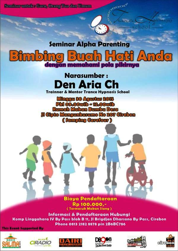Seminar-Alpha-Paenting-Bumbu-Desa-Cirebon