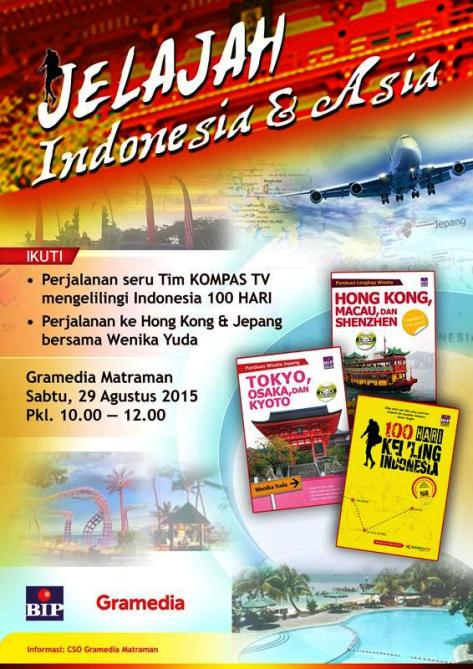 Talkshow-Jelajah-Indonesia-Asia-BIP-Gramedia-Matraman