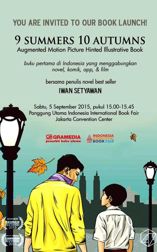 Book-Launch-9-Summers-10-Autumns-Gramedia-IIBF