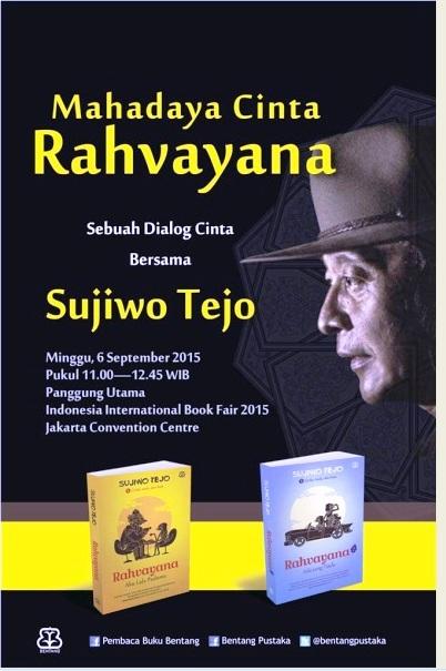 Dialog-Cinta-Sujiwo-Tejo-Bentang-IIBF-Mahadaya-Rahvayana