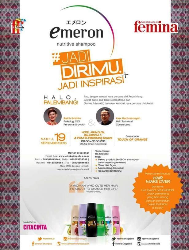Femina-inspirasi-Palembang-Emeron-Arya-DutaPersoanl-Growth-#JadiDirimu