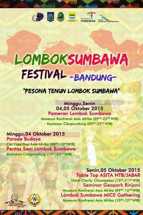 Lombok-Sumbawa-Festival-Bandung-2015-Museum-Konferensi-Asia-Afrika-Cikapundung