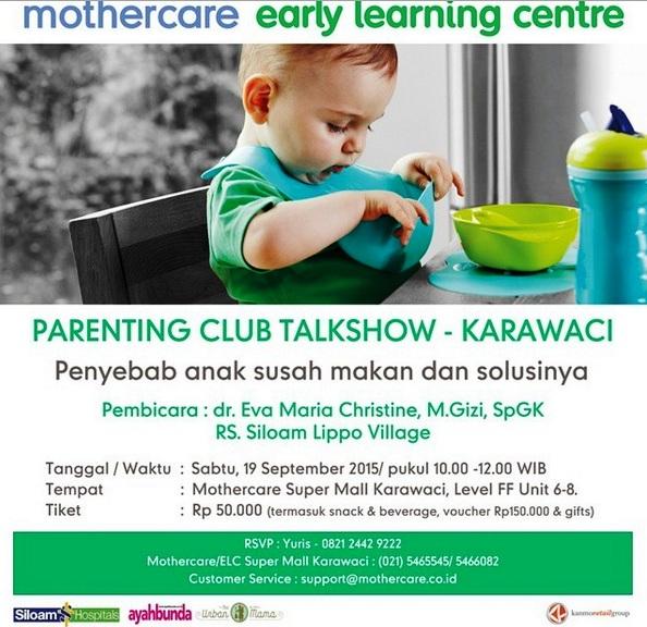 Parenting-Club-Talkshow-Karawaci-September-2015-Siloam-Lippo