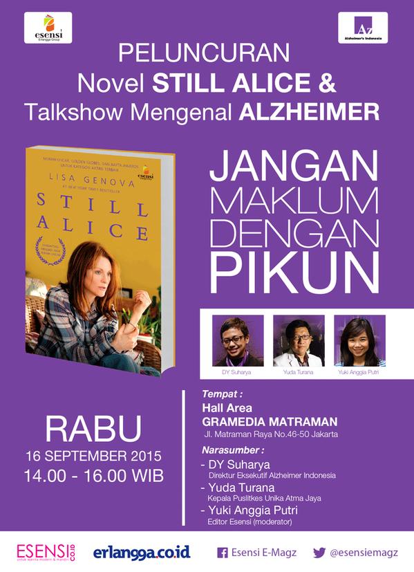 Peluncuran-Novel-Still-Alice-Talkshow-Alzheimer-Pikun-Gramedia-Matraman