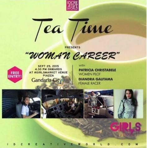 Talkshow-Tea-Time-Woman-Career-Girls-Market