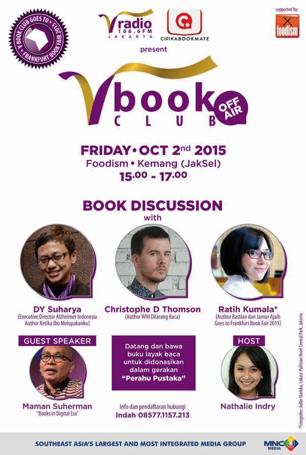 V-Book-Radio-Book-Club-Goes-To-Frankfrut-Book-Fair-2015