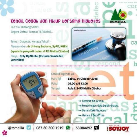 Bincang-Sehat-Soyjoy-Diabetes-Meilia-Cibubur