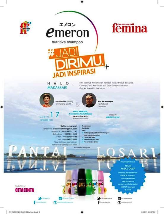Femina-inspirasi-Makassar-Emeron-Arya-Duta-Personal-Growth-#JadiDirimu