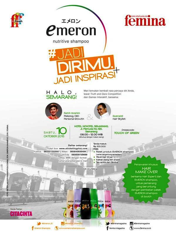 Femina-inspirasi-Semarang-Emeron-Gusnaldi-Novotel-Growth-#JadiDirimu