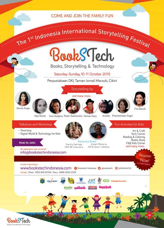 Festival-Dongeng-International-Bookstech-Oktober-2015-Perpustakaan-Umum-Pemprov-DKI-Jakarta-Taman-Ismail-Marzuki-TIM