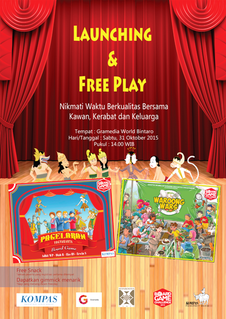 Launching-Card-Game-Pagelaran-Waroong-Wars-Gramedia-Bintaro-Emerald