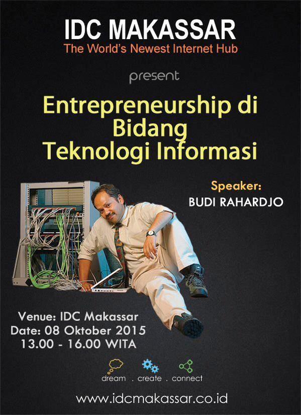 Open-Class-Oktober-IDC-Makassar-Entrepreneurship-Teknologi-Informasi