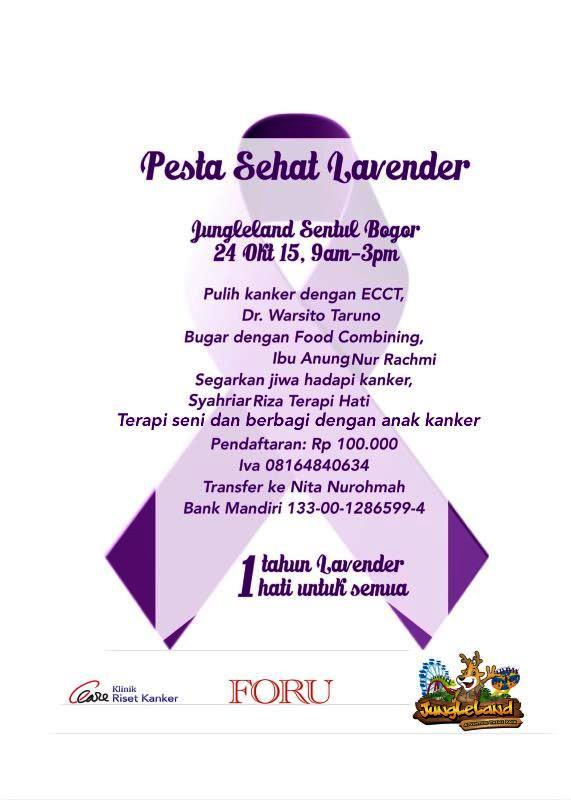 Pesta-Sehat-Lavender-Jungleland-Sentul-Oktober-2015