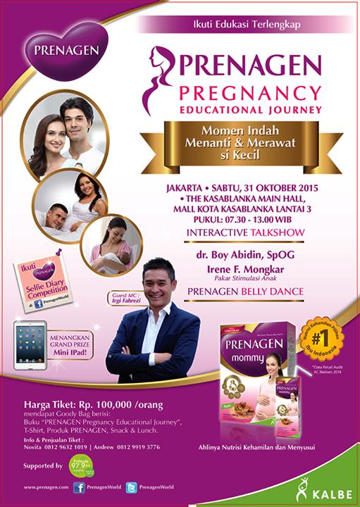 Prenagen-Pregnancy-Educational-Journey-Jakarta-Mall-Kota-Kasablanka-31-Oktober-2015