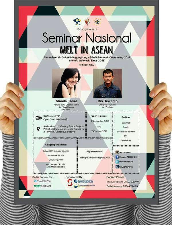 Seminar-Nasional-MELT-IN-ASEAN-PENS-Surabaya-Alanda-Kariza-Rio-Dewanto