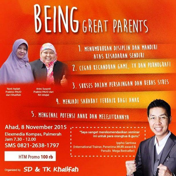 Seminar-Parenting-SD-TK-Khalifah-Elexmedia-PAUD-November-2015
