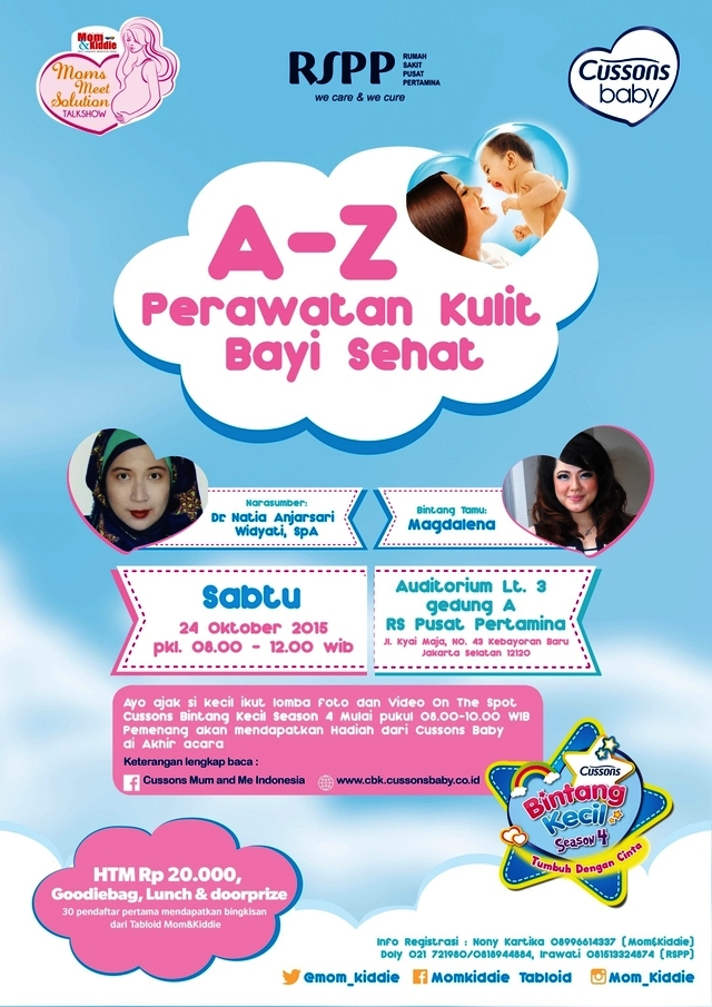 Talkshow-Parenting-Mom's-Meet-Solution-Oktober-2015-Rumah-Sakit-Pusat-Pertamina