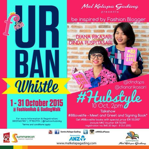 Talkshow-Urban-Whistle-Meet-Greet-book-signing-Fashion-Hub-Mall-Kelapa-Gading-#88lovelive