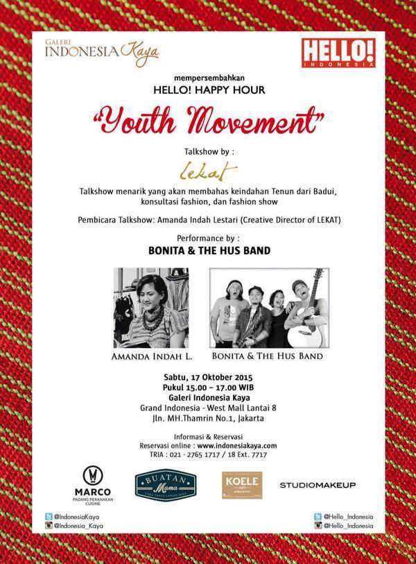 Talkshow-Youth-Movement-Tenun-Badui-Galeri-Indonesia-Kaya