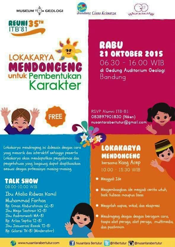 Workshop-Mendongeng-Nusantara-Bertutur-Bandung-2015