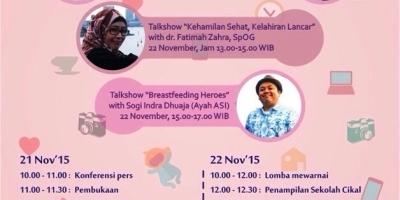 AIMI-Breastfeeding-Fair-Jawa-Timur-Ciputra-World-ASI-November-2015