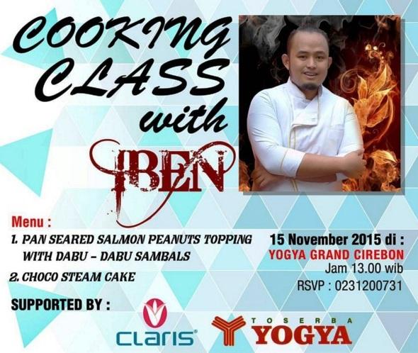 Cooking-Class-With-IBEN-Asdaren-Hell's-Kitchen-Indonesia-Yogya-Grand-Cirebon