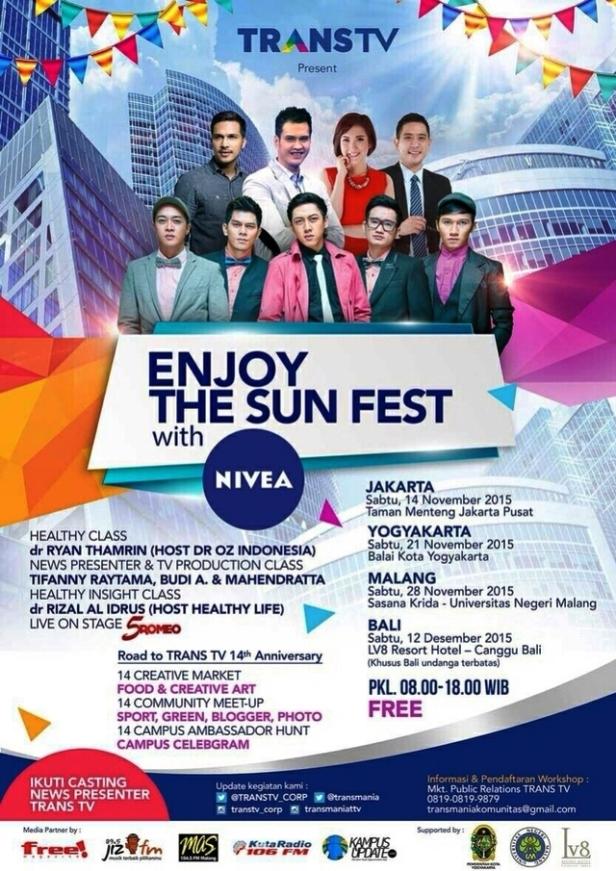Enjoy-The-Sun-Fest-With-Nivea-Trans-TV-Balai-Kota-Yogyakarta-November-2015
