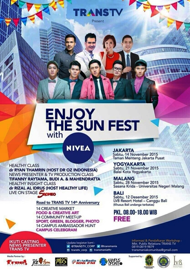 Enjoy-The-Sun-Fest-With-Nivea-Trans-TV-Balai-Kota-Yogyakarta-November-2015