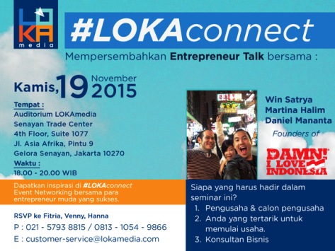Entrepreneur-Talk-#LOKAconnect-Damn-I-Love-Indonesia-November-2015