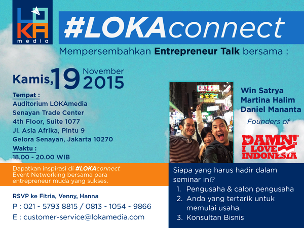 Entrepreneur-Talk-#LOKAconnect-Damn-I-Love-Indonesia-November-2015
