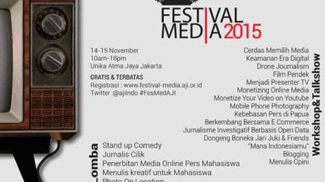 Festival-Media-2015-Arbain-Rambey-Drone-Okky-Unika-Atma-Jaya-November-2015