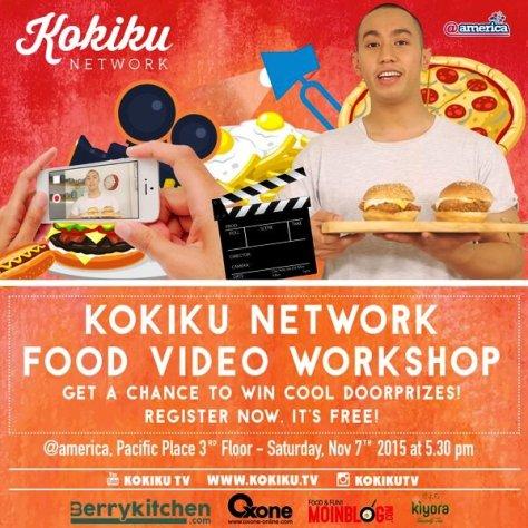 Kokiku-TV-Food-Creator-Workshop