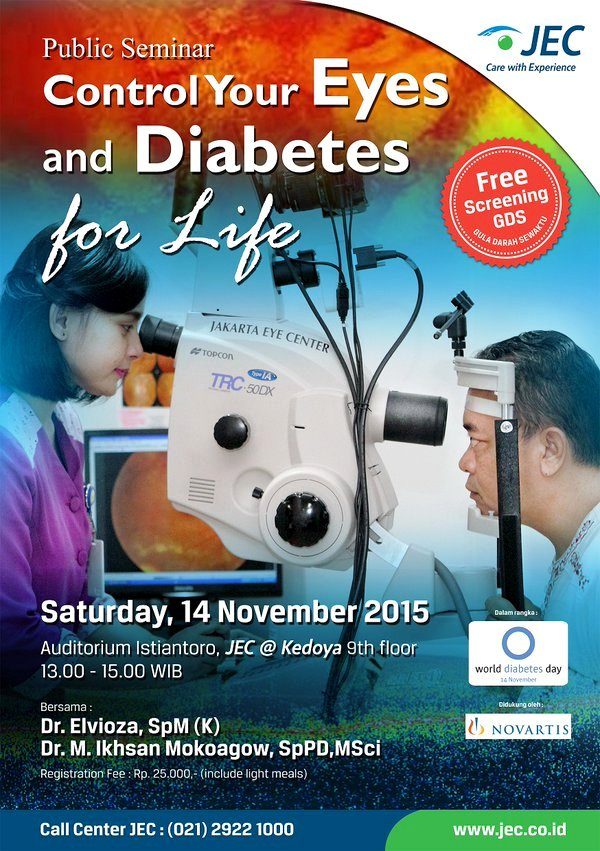 Seminar-Awam-Diabetes-JEC-Jakarta-Eye-Center-November-2015