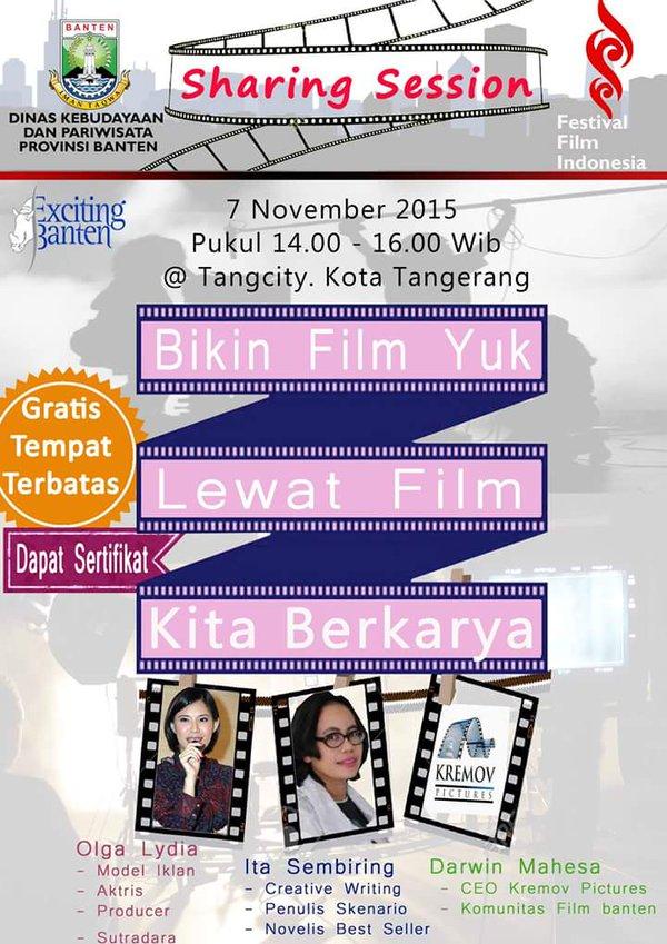 Sharing-Session-Bikin-Film-Tangcity-Mall-Ita-Sembiring-