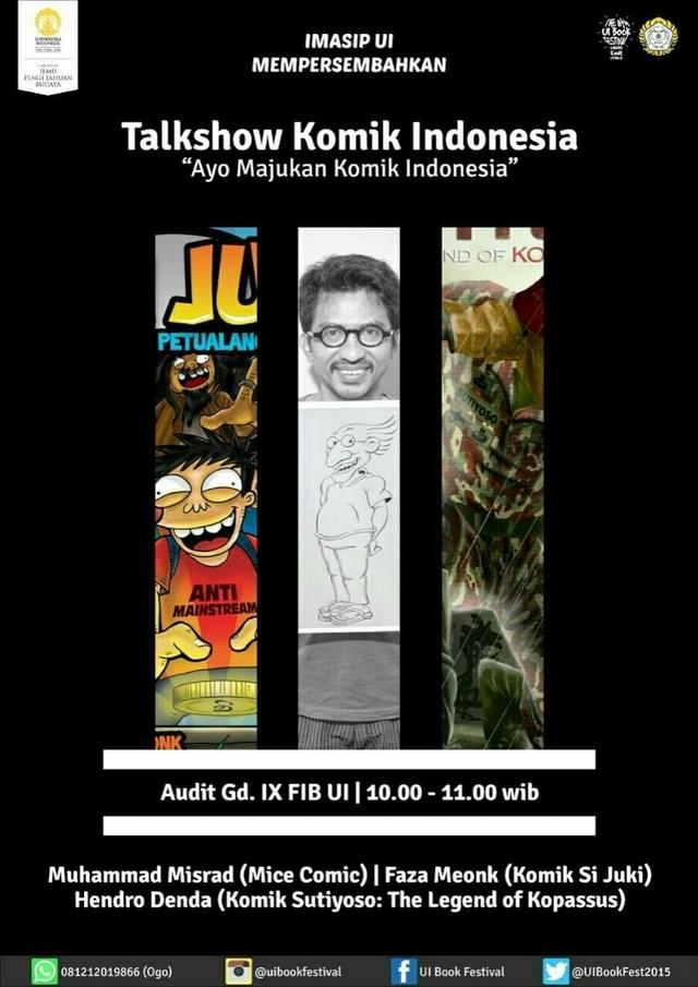 Talkshow-Komik-Indonesia-Mice-Comic-Si-Juki