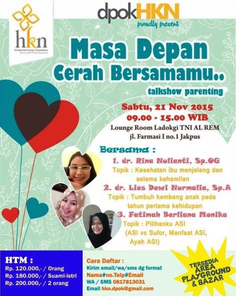 Talkshow-Parenting-Himpunan-Karya-Nusantara-November-2015