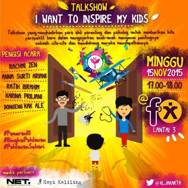 Talkshow-Parenting-Kelas-Inspirasi-Jakarta