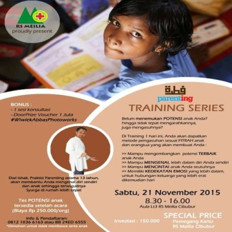 Training-Parenting-RS-Meilia-Dwi-Ishak-November-2015