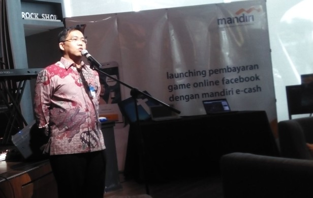 Rico Usthavia Frans, Senior Executive Vice President Transaction Banking Bank Mandiri