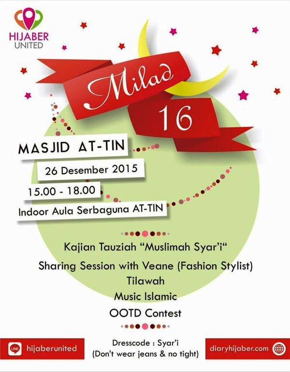 Milad-AT-TIIN-Hijaber-United-Muslimah-Desember-2015
