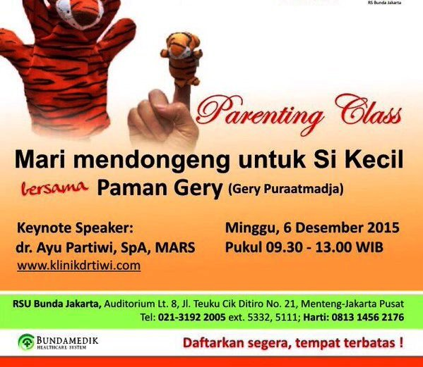 Parenting-Class-BundaMedik-Dongeng-Paman-Gery-Ayu-Partiwi