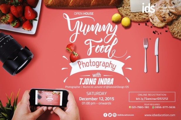 Seminar-Food-Photography-IDS-Desember-2015-Jakarta