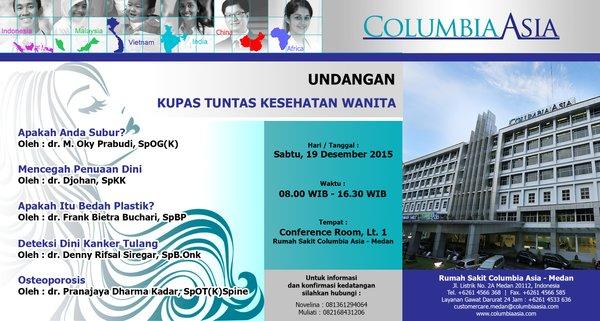Seminar-Kupas-Tuntas-Kesehatan-Wanita-RS-Columbia-Asia-Medan-Desember-2015