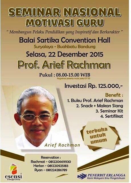 Seminar-Nasional-Motivasi-Guru-Arief-Rachman-Ridwan-Kamil-Desember-2015