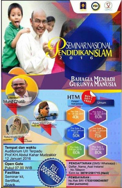 Seminar-Nasional-Pendidikan-Islam-2016-Munif-Chatib-Agus-Inspirator-UII-Januari